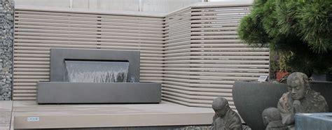 Holztrennwände Für Den Garten  Home Ideen