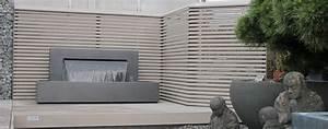 sicht larmschutzwande schallschutzwande www With französischer balkon mit sicht und schallschutz im garten