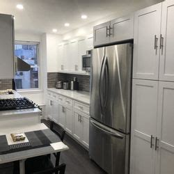 Cabinet Depot Flushing Ny by K F Kitchen Cabinets 26 Photos 36 Reviews