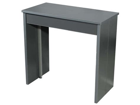 table bureau conforama table console pliante conforama