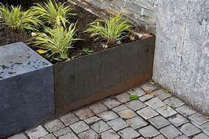 Gartenbrunnen Aus Cortenstahl : metallarbeiten aus cor ten stahl f r einen garten in hannover ~ Sanjose-hotels-ca.com Haus und Dekorationen