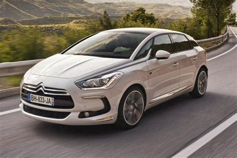 New Citroen Ds5 1.6 Thp 200 Review