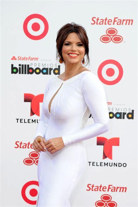 RASHEL DIAZ at 2014 Billboard Latin Music Awards in Miami ...