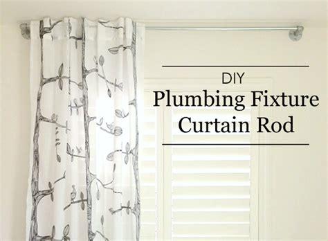Curtain. Homemade Curtain Rods