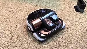 Samsung Powerbot Robotic Vacuum Vr20h9050uw