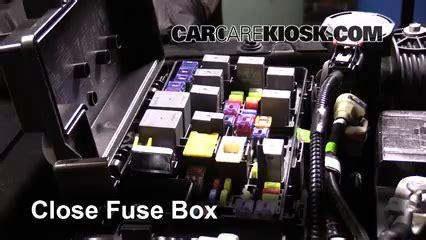 2008 Jeep Wrangler Fuse Box Location by Interior Fuse Box Location 2007 2017 Jeep Wrangler 2014