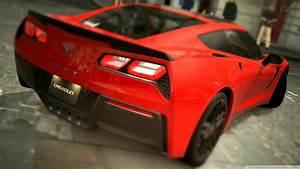 Corvette Stingray C7 2014 4K HD Desktop Wallpaper for 4K