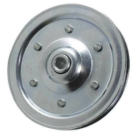 Garage Door Pully by 4 Inch Garage Door Pulley Sheave Wire Rope Cable Pulley Ebay