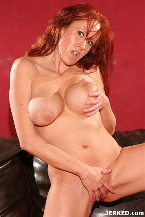 Big Tits Redhead Mature Hardcore Sex And Pussy Creampie