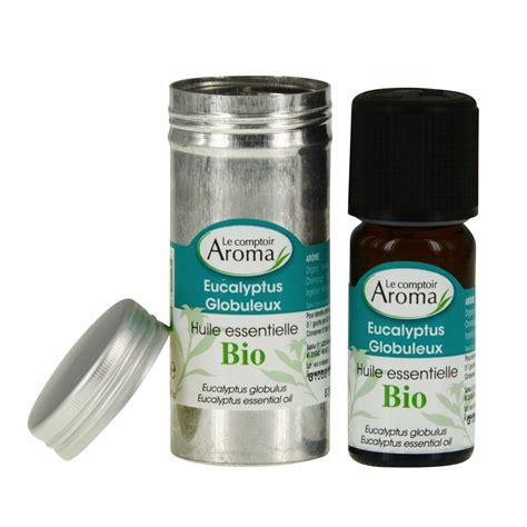 le comptoir aroma huile essentielle bio eucalyptus