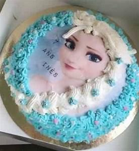 Gâteau Reine Des Neiges : gateau reine des neiges ~ Farleysfitness.com Idées de Décoration