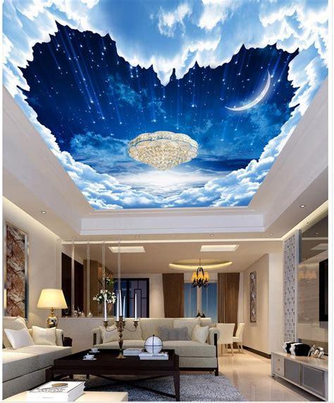 personalizzato  photo wallpaper soffitti fantasy cielo