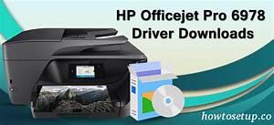 Hp Officejet Pro 6978 Software Install