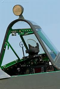 Flying Legends 2013 Hawker Hurricane Cockpit