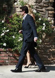 Patrick Dempsey and Jill Fink Photos Photos - Friends And ...