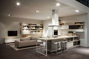Come arredare cucina e soggiorno in un open space for Arredare cucina e soggiorno