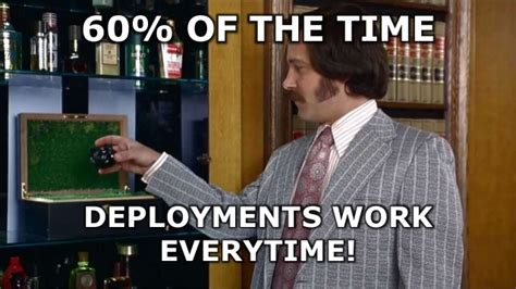 Deployment Memes - twelfth day of christmas deployment memes agile and alm