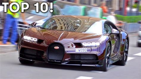 Top 10 Supercars Of 2017!