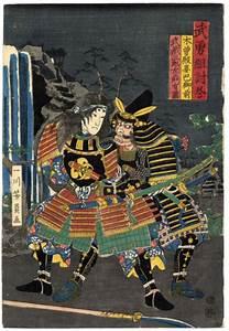 Ancient Japanese Samurai Paintings | www.imgkid.com - The ...
