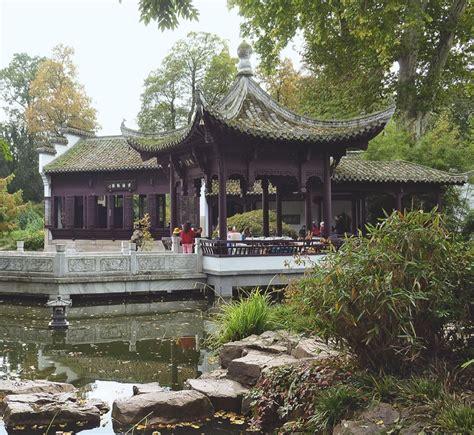 Chinesischer Garten Frankfurt by 25 Jubil 228 Um Chinesischer Garten Frankfurt