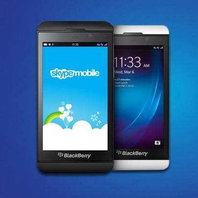 skype now available for blackberry z10 bbin