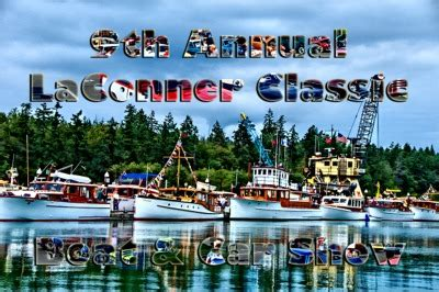 The Laconner Classic Boat And Car Show