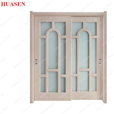 alibaba china of used wooden sliding glass door sale