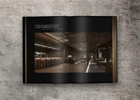 luxury brochure template  psd ai vector