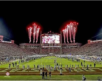 Doak Campbell Stadium Seminoles Florida State 2000