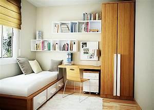 Small, Bedroom, Storage, Ideas