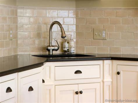 Kitchen Tile Ideas by White Kitchen Tiling Ideas Beveled Subway Tile Subway