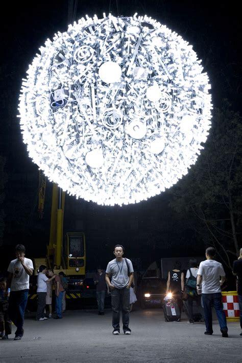 wang yuyang artificial moon colossal