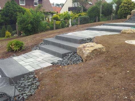Mauern, Treppen, Garten  Marohn & Binder Gartengestaltung