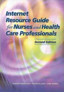 Sell  Buy Or Rent Internet Resource Guide For Nurses And