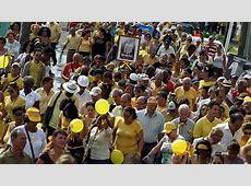 Cuba se llena de lazos amarillos para pedir la libertad de