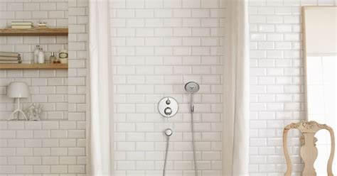 bathrooms design design hansgrohe raindance overhead shower