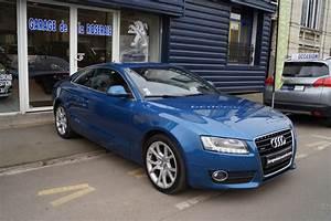 Garage Audi Occasion : occasion audi a5 3 0 tdi 240 ch quattro ambition luxe ~ Gottalentnigeria.com Avis de Voitures