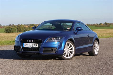audi tt coup 233 2006 2014 photos parkers