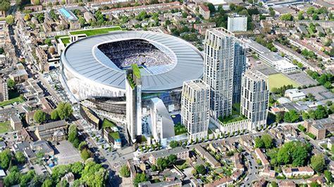 NFL helping fund new Tottenham Hotspur stadium - sources