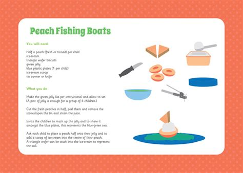 How To Make A Boat Ks1 by Fishing Boats Cooking Activity Free Early Years