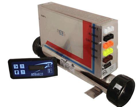 Trinity Electronic Labs Spa Controls Hot Tub