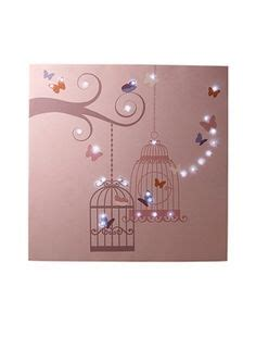 chambre des filles on papillons stickers and