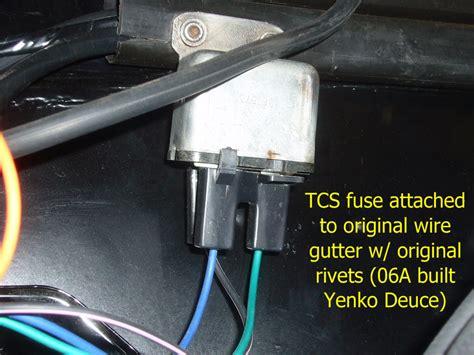 Chevelle Underhood Wire Tech