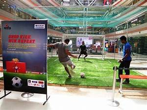 FIFA fever comes to KORUM Mall Events in Mumbai