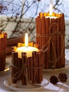 Herbstdeko Aus Holz : herbstdeko basteln 28 inspirierende ideen ~ Watch28wear.com Haus und Dekorationen