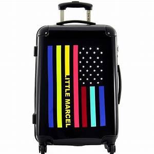 Lot D Assiette Pas Cher : lot 3 valises dont 1 valise cabine little marcel flag241 couleur principale 241 solde ~ Melissatoandfro.com Idées de Décoration