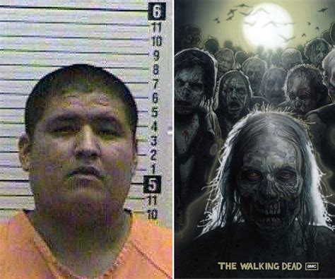 zombie dead walking turning into suspect murder newsmax friend killed police shot