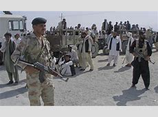 PakistanAfghanistan border at Chaman closed after