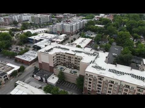 Drone: Raleigh The Gramercy Apartments YouTube