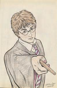 Harry Potter Coloring Book Pages